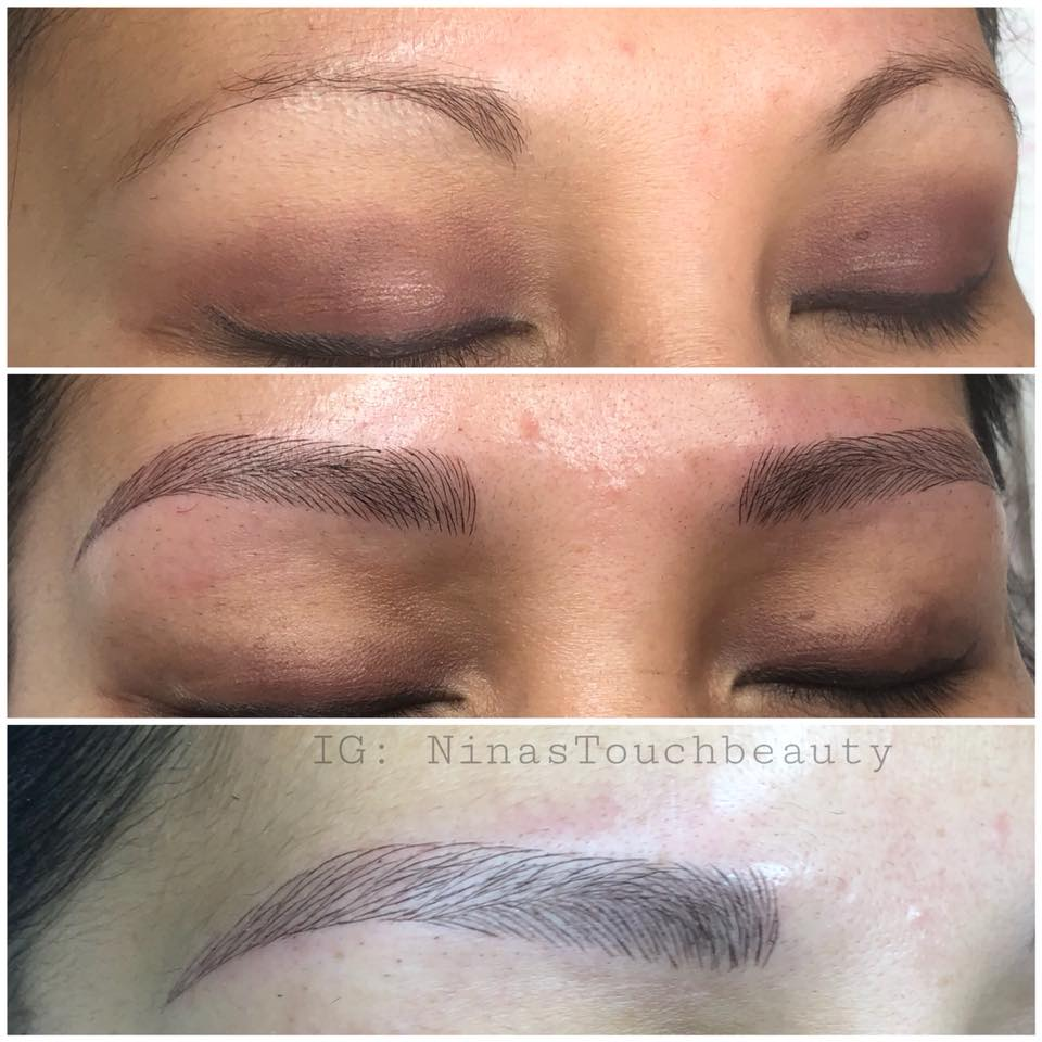 Microblading - Nina's Touch